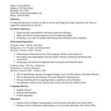 Business Objects Resume Business Objects Administrator Resume Network And Computer 99