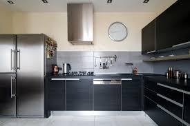 Modern Black Kitchens G To Inspiration