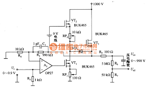 high voltage circuit diagram the wiring diagram voltage amplifier circuit diagram wiring diagram circuit diagram