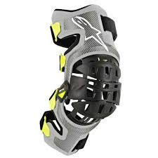 Alpinestars Knee Pad Size Chart Alpinestars Bionic 7 Knee Brace Set
