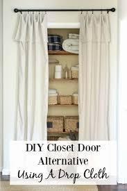 15 awesome closet curtain ideas shapely closet curtain ideas