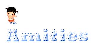 """Résultat de recherche d'images pour """"images animées gros bisous mes ami(e)s"""""""