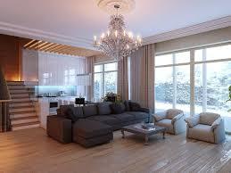 What Colour Sofa Goes With Light Wood Flooring Livingroom Dark Brown Sofa Living Room Design Leather
