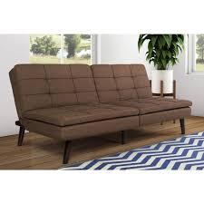 pillow top futon. Perfect Futon Shop Avenue Greene Wesley Linen Pillowtop Futon  Free Shipping Today  Overstockcom 20186963 Intended Pillow Top