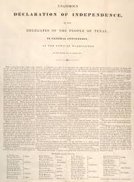 texas declaration of independence    the gilder lehrman    texas declaration of independence  march      glc