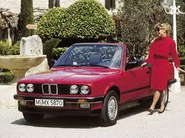 BMW 3 Series Cabriolet (E30) specs - 1986, 1987, 1988, 1989, 1990 ...