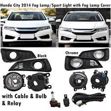 Honda City 2014 Fog Lamp Sport Light With Fog Lamp Cover