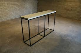 skinny console table. Skinny Console Table L