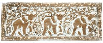 carved wood wall art carved wood wall art elephant wood carved wall decor decorative indian wood