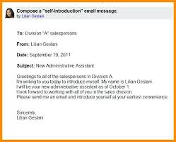 Example Professional Mail Writing Samples Email Sample Of Emails ...