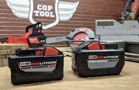 Milwaukee M18 Battery Upgrade 9 0ah Vs 12 0ah Coptool
