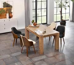 Home Affaire Esstisch Maggie Aus Massivem Akazienholz In Drei Verschiedene Tischbreiten Und Zwei Unterschiedlichen Beinstärken Online Kaufen
