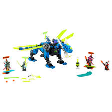 Bau- & Konstruktions-Minifiguren Prime Empire LEGO® Ninjago Figur Unagami  aus Set 71712 Tempel des Unsinns clubenduro23