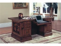 double desk home office dual double pedestal desks home office antique home office desk