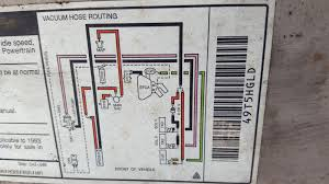vacuum lines 1995 f150 4 9l ford truck enthusiasts forums this way remember the solenoids have to have the lines put in the correct position or they won t work follow the diagram above and you should be fine