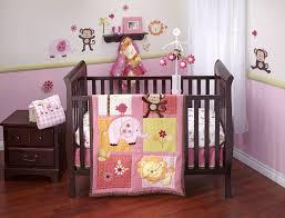 bedding sets by little bedding little bedding jungle crib bedding set raspberry