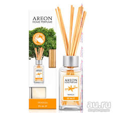 <b>Ароматизатор Areon Home Perfume</b> Sticks 85ML Vanilla — купить ...