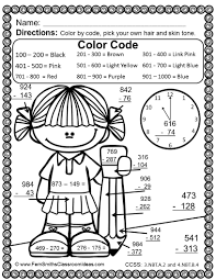 3rd Grade Go Math 1 10
