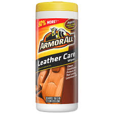 armor all leather care wipes 30 count