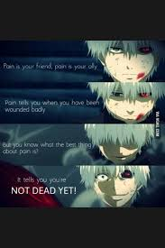 Tokyo Ghoul Quotes Unique Tokyo Ghoul Quotes Anime Amino