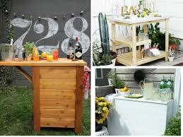 diy outdoor bar. Beautiful Diy 11 DIY Outdoor Bar Ideas To Instantly Upgrade Your Backyard On Diy