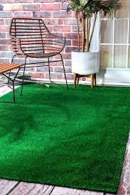 artificial grass area rug woven rugs