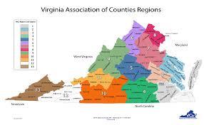 county websites links  virginia association of counties