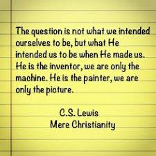 Cs Lewis Quote On Christianity Best of CS Lewis On Loving Your Neighborone Of The Great Secrets Of This