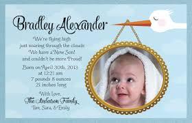 Baby Arrival Announcements Under Fontanacountryinn Com