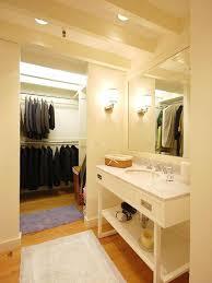 Bathroom And Walk In Closet Designs Unique Decorating Design
