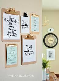 wall hangings for office. Wall Hangings For Office Shoestring Art Ideas Decorations . C