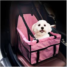 pet booster seats car seat cover pet carrier car travel accessories waterproof non slip bag