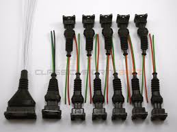 fuel injector afm tps wiring harness connector kit for datsun 280z fuel injector afm tps wiring harness connector kit for datsun 280z nissan 280zx