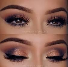 dark blue dress the 25 best eye makeup blue dress ideas on smoky brown eye makeup