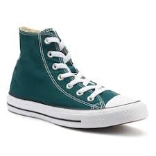 converse shoes green. adult converse all star chuck taylor high-top sneakers shoes green .