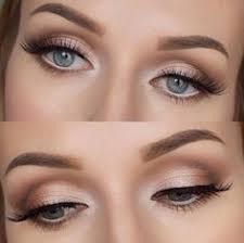 soft natural glam eye makeup