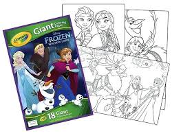 Crayola Giant Coloring Pages Disney Princess Crayola Giant Coloring
