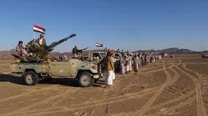 مأرب برس- قبائل مأرب تستحدث معسكرات جديدة وتقدم عرضا عسكريا بمختلف الأسلحة