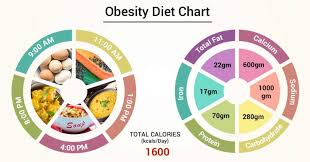 Diet Chart For Obese Person Diet Chart For Obesity Patient Obesity Diet Chart Lybrate