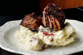 slow baked oven roasted beef short ribs