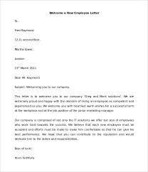 21 Hr Welcome Letter Templates Doc Pdf Free Premium Templates