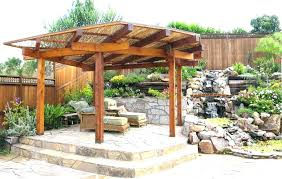 outdoor shade structures deck patio backyard wooden structure plans
