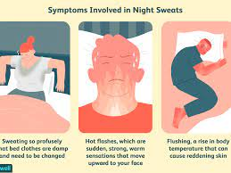 night sweats symptoms and causes