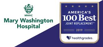 Mary Washington Healthcare My Chart Mary Washington Hospital Named Americas 100 Best For Joint