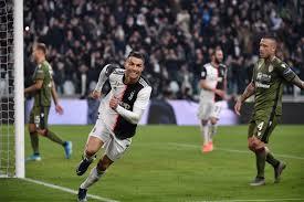 Juventus-Cagliari 4-0, gol e highlights. Cristiano Ronaldo ...