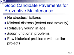 Why Would You Be A Good Candidate Preventive Maintenance Ppt Video Online Download