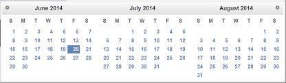 Calendar Generator Java Calendar Generator App Project Using Core Java Knowledge