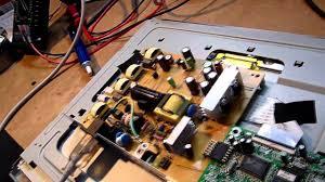 repairing a benq fp71g lcd monitor repairing a benq fp71g lcd monitor