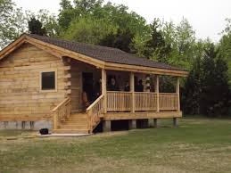 Small Picture 400 sf Oak Log Cabin Kit is Perfect Tiny House Oak Log Homes