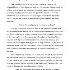 drug essay drug problem solution essay research paper writing service drugs